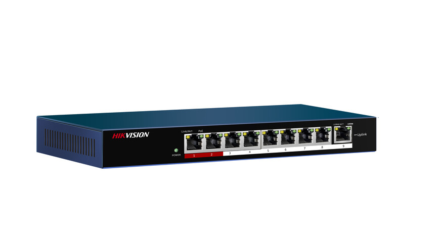 Hikvision DS-3E0109P-E/M