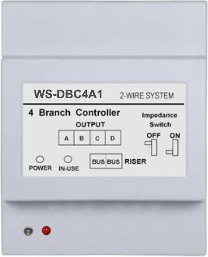 WesternSecurity WS-DBC4A1