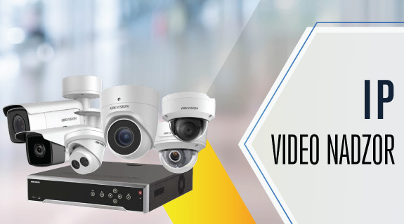 IP video nadzor