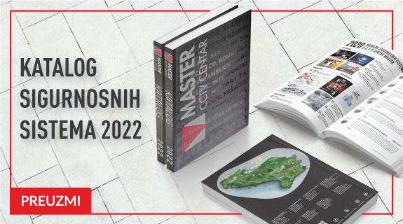 Master katalog za 2021. godinu
